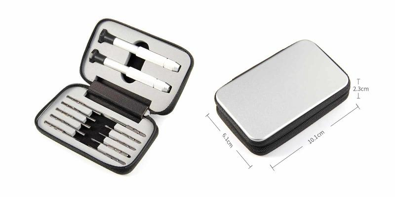 Glasses Repair Kit-Silver-other