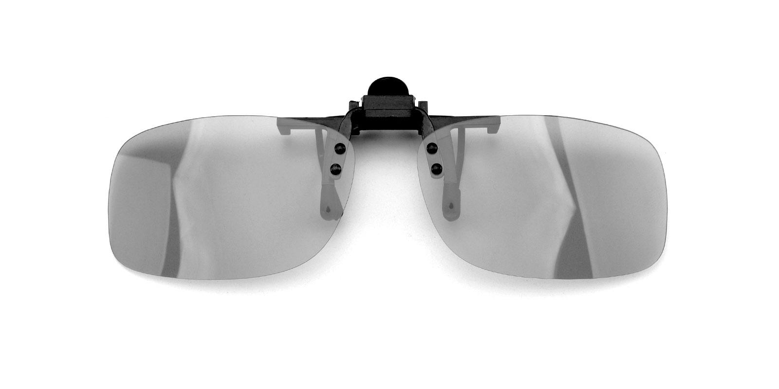 Rectangle clip-on-Gray---other-detail