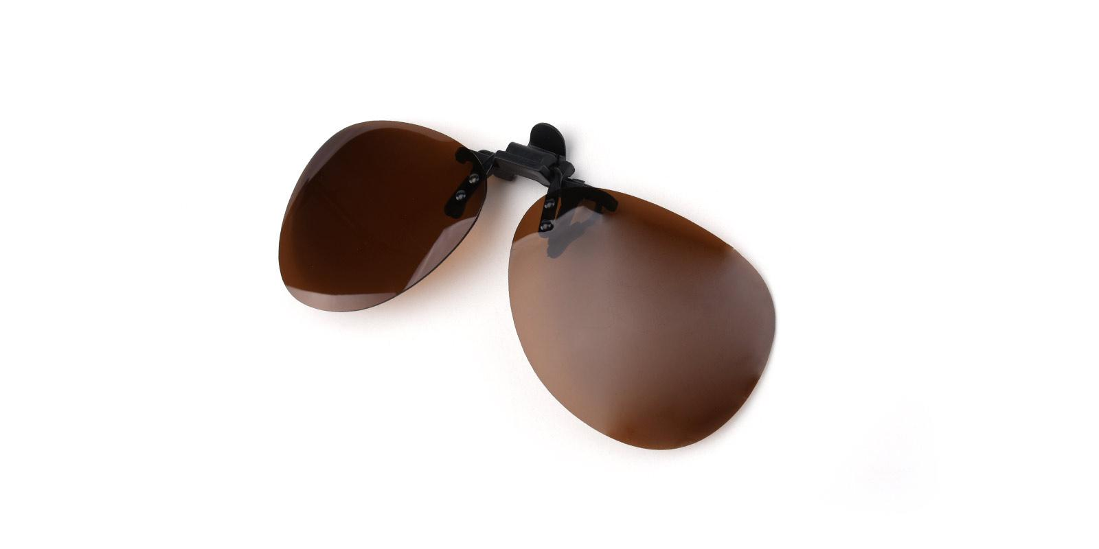 Aviator clip-on-Brown---Eyeglasses-additional2