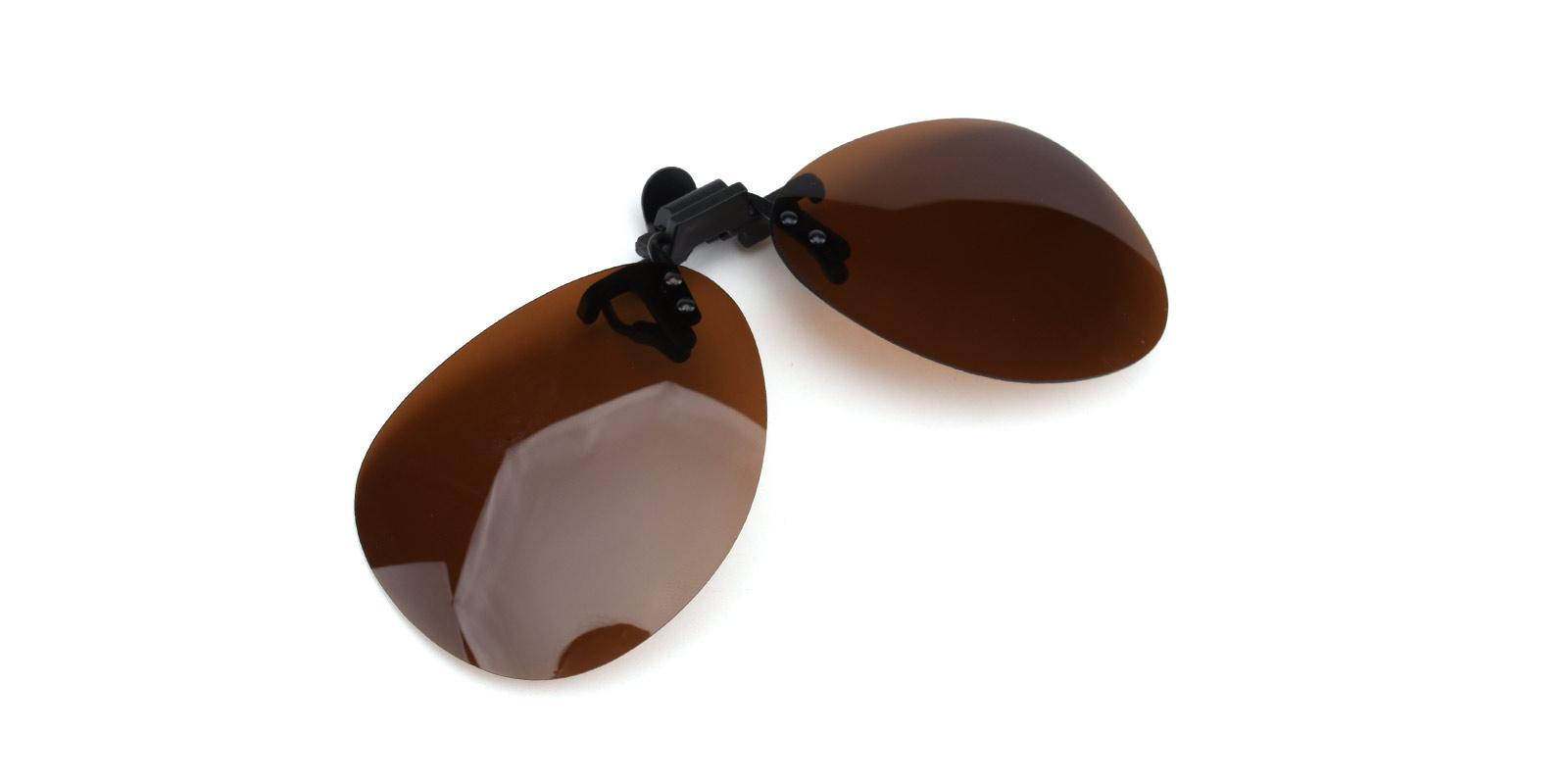 Aviator clip-on-Brown---Eyeglasses-additional3