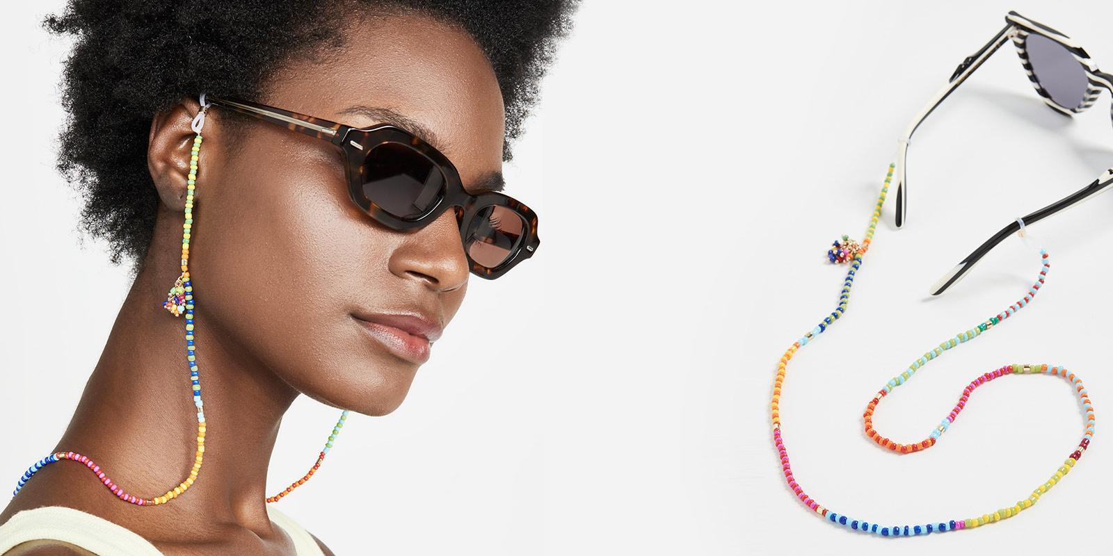 Glasses Chain10060-Multicolor--Plastic-Eyeglasses-additional1