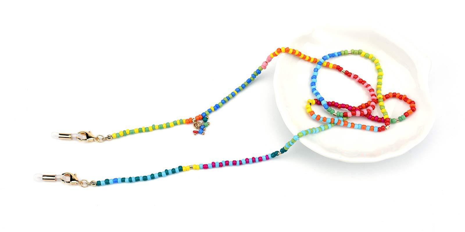 Glasses Chain10060-Multicolor--Plastic-Eyeglasses-additional3