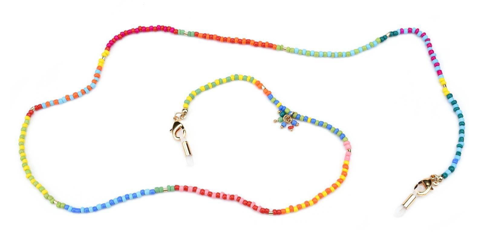 Glasses Chain10060-Multicolor--Plastic-Eyeglasses-detail