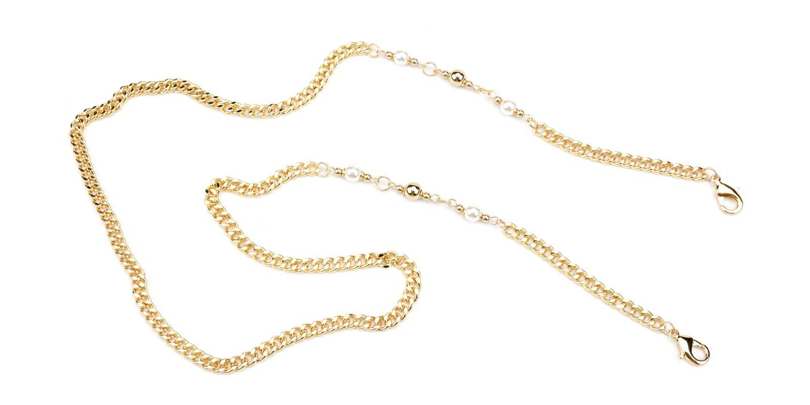 Glasses Chain10062-Gold--Combination-Eyeglasses-detail