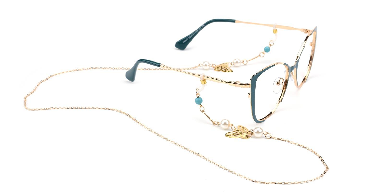 Glasses Chain10067-Gold--Combination-other-detail
