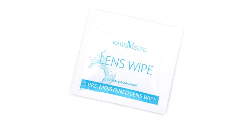 Pre-Moistened Lens Wipes-Blue-other