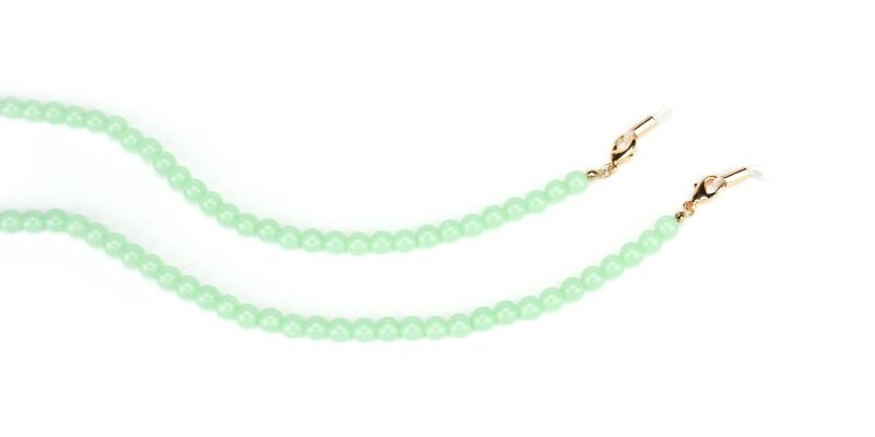 Joy Glasses Chain-Green-other