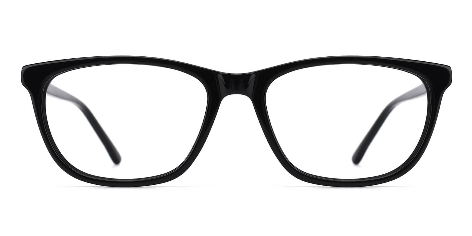Emblem-Black-Square / Cat-Acetate-Eyeglasses-additional2