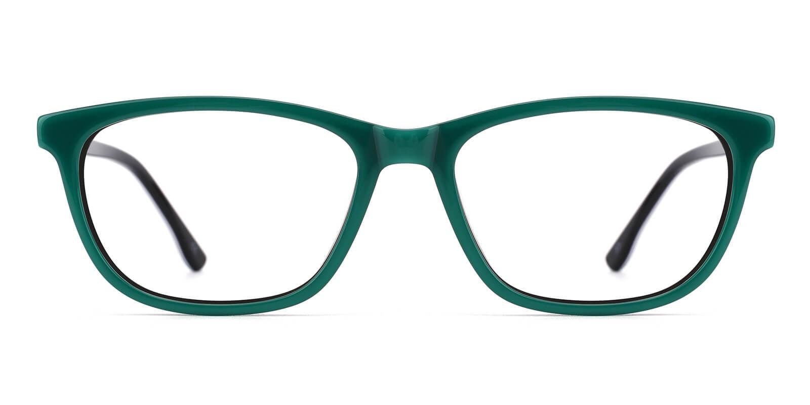 Emblem-Green-Square / Cat-Acetate-Eyeglasses-additional2