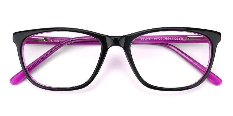Emblem-Purple-Eyeglasses