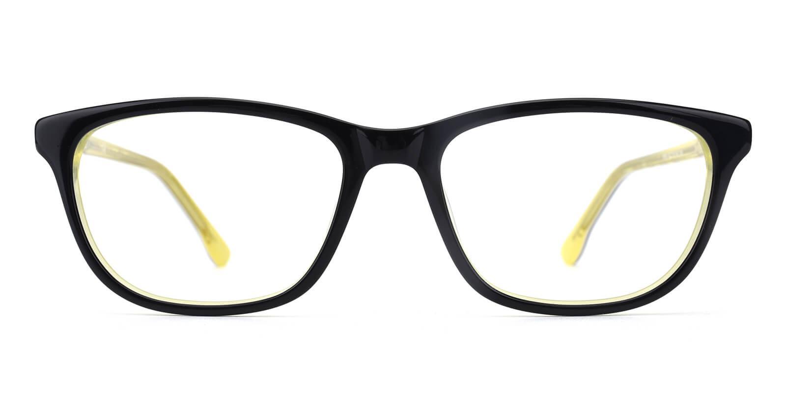Emblem-Yellow-Square / Cat-Acetate-Eyeglasses-additional2