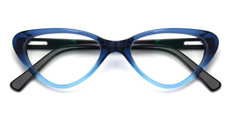 Catalin-Blue-Eyeglasses