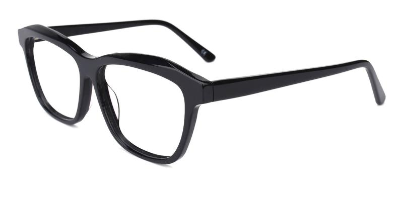 Gate-Black-Eyeglasses