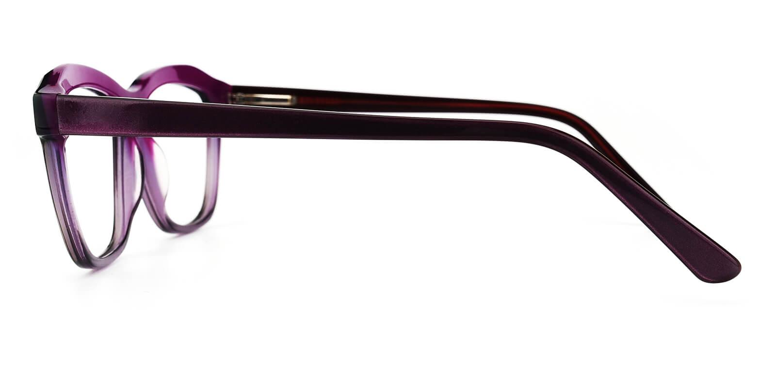 Gate-Purple-Square / Cat-Acetate-Eyeglasses-additional3