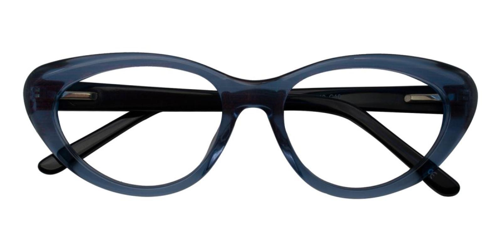 Jeanne-Blue-Cat-Acetate-Eyeglasses-detail