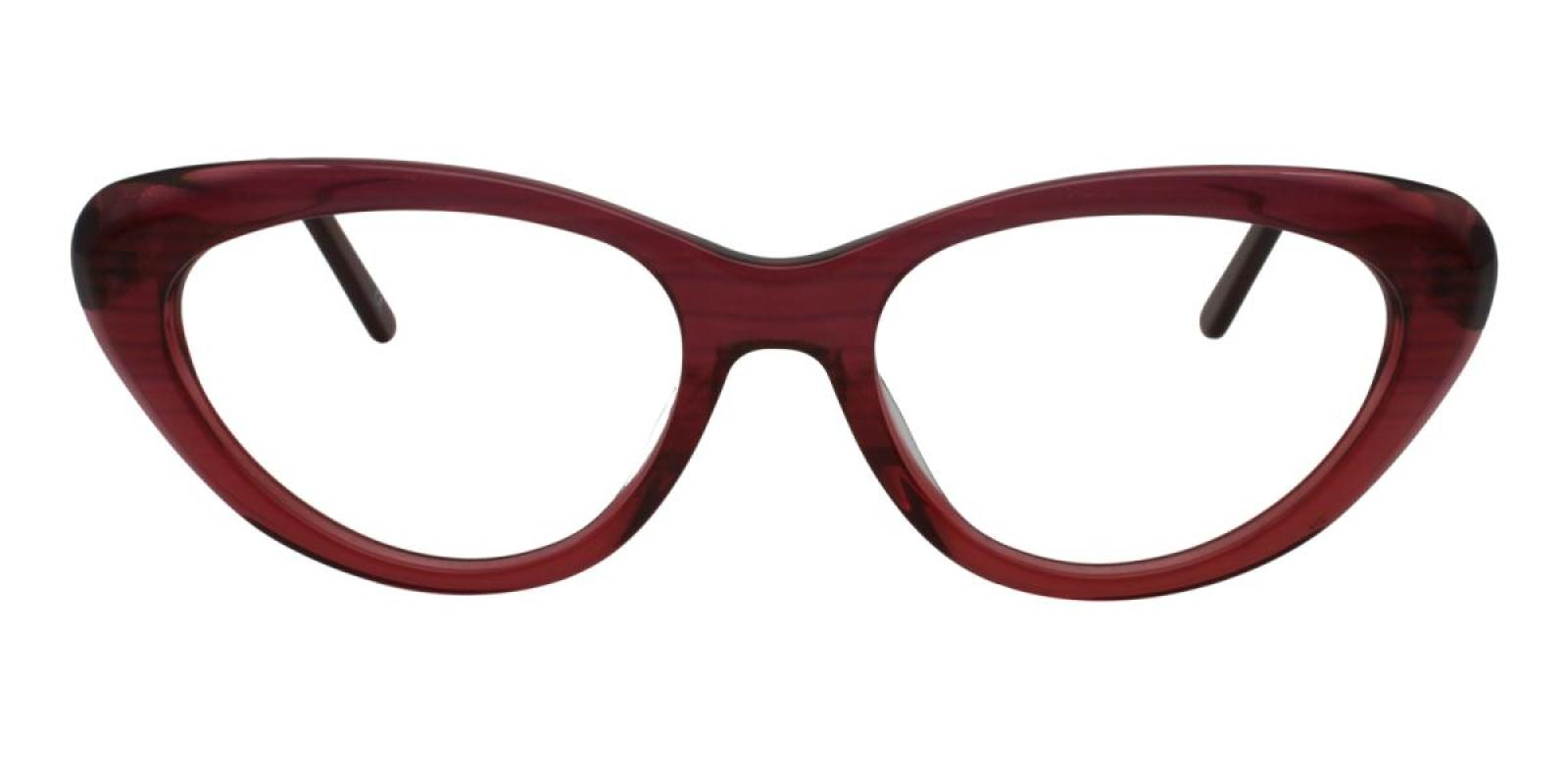 Jeanne-Red-Cat-Acetate-Eyeglasses-detail