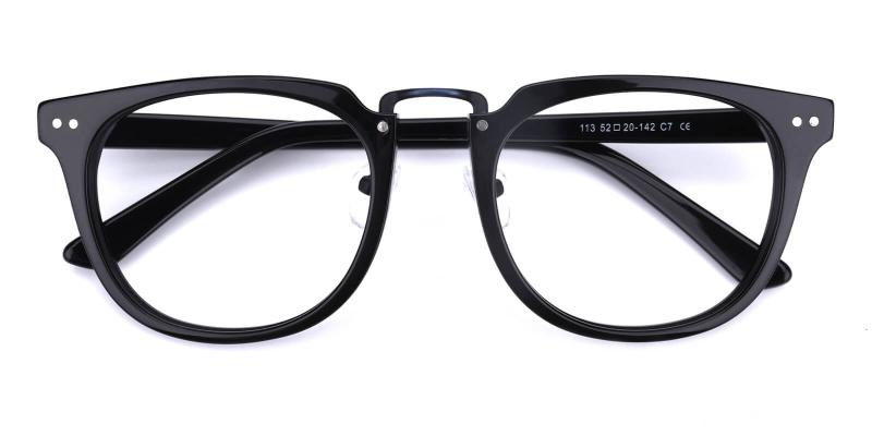 Crave-Black-Eyeglasses