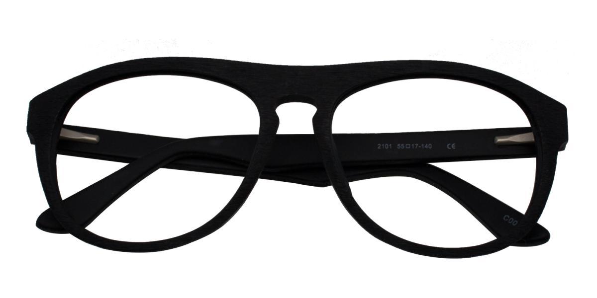 Square Glasses 180710002-Black main image