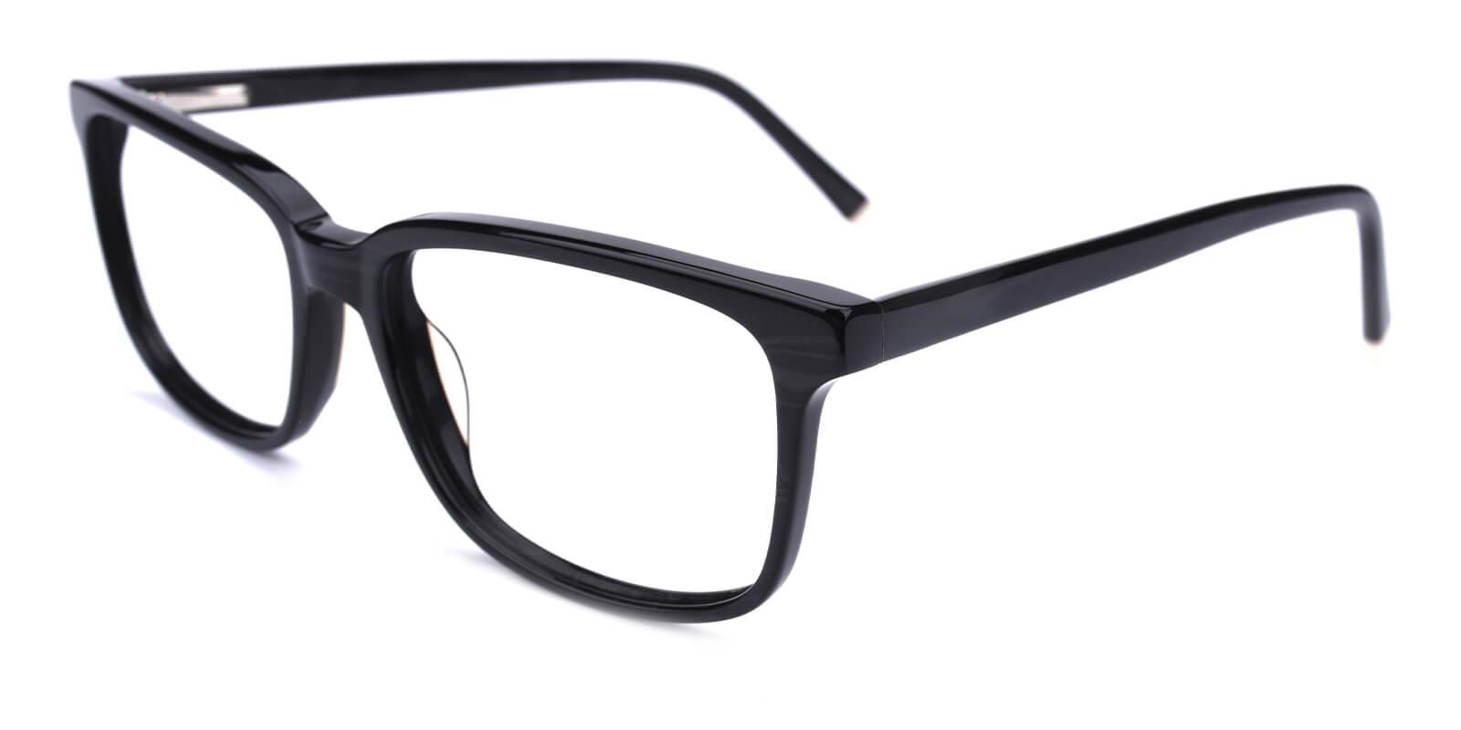 Connotation-Striped-Rectangle-Acetate-Eyeglasses-additional1