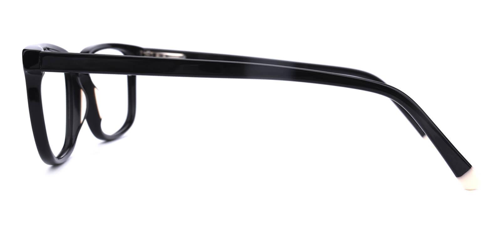 Connotation-Striped-Rectangle-Acetate-Eyeglasses-detail