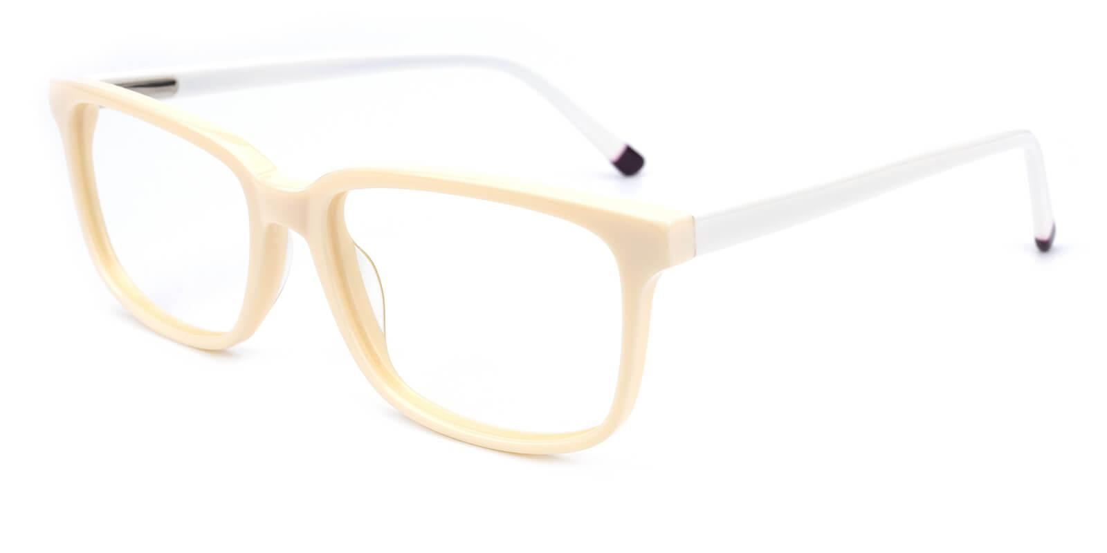 Connotation-White-Rectangle-Acetate-Eyeglasses-additional1