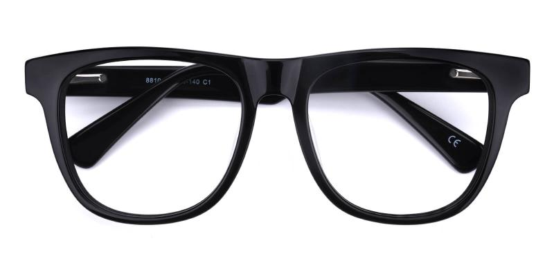 Masque-Black-Eyeglasses
