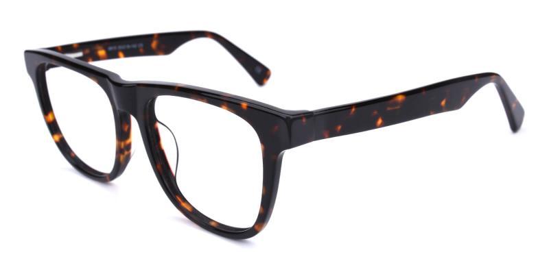 Masque-Tortoise-Eyeglasses