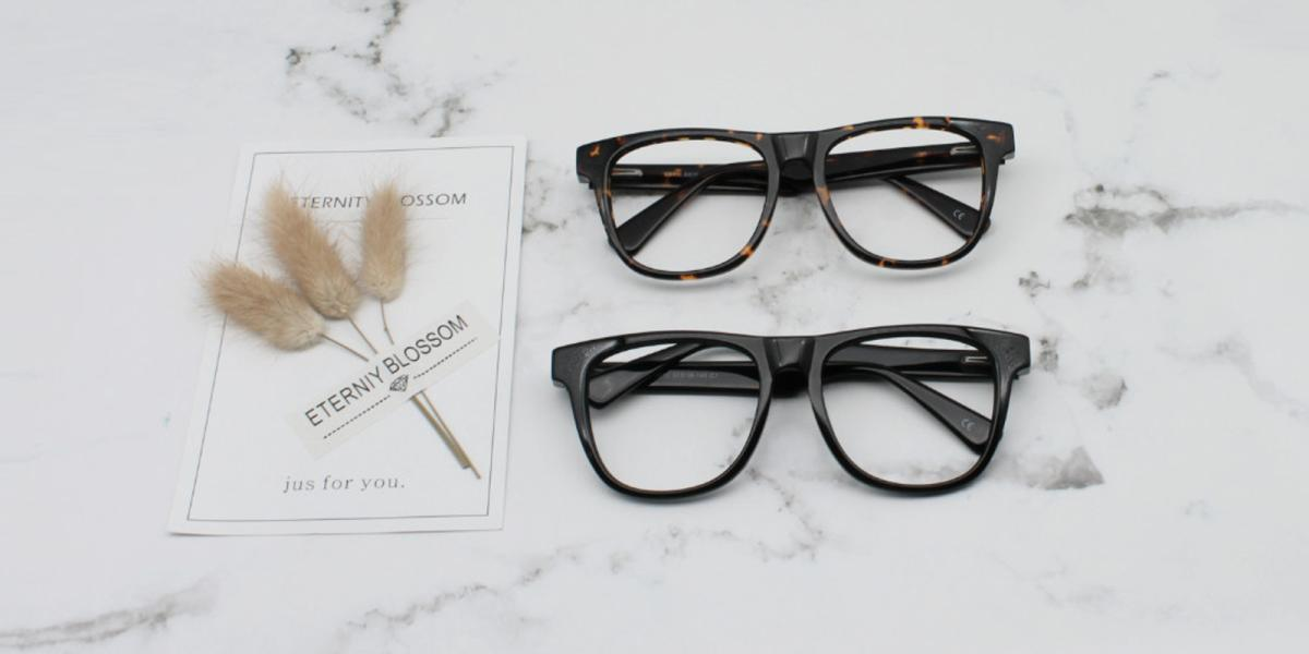Masque-Tortoise-Square-Acetate-Eyeglasses-additional4