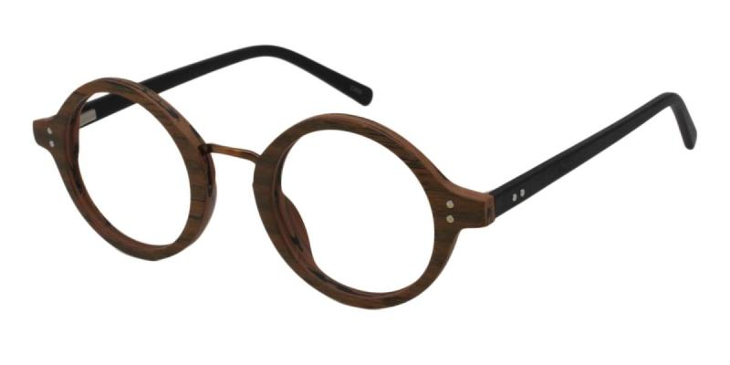 Woodiness-Brown-Eyeglasses