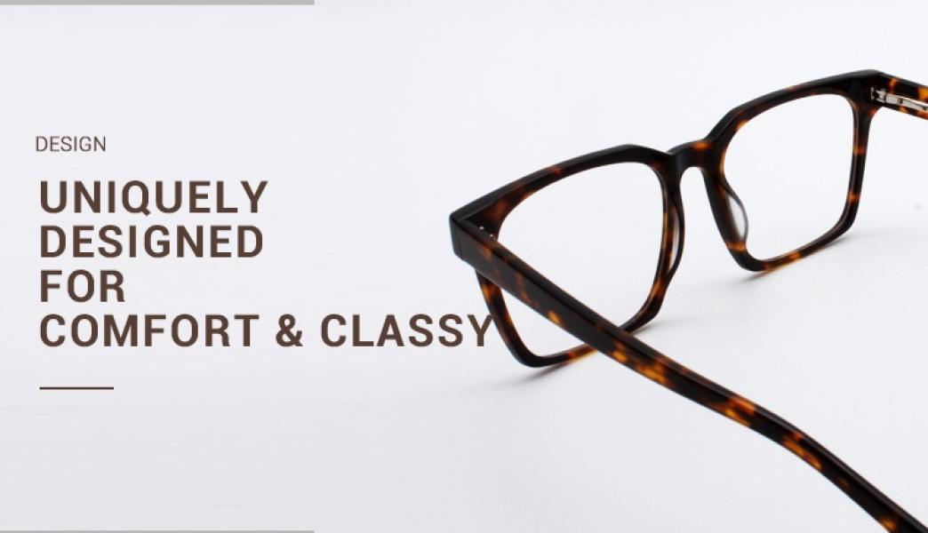 Trapezoid-Black-Acetate-Eyeglasses-detail3
