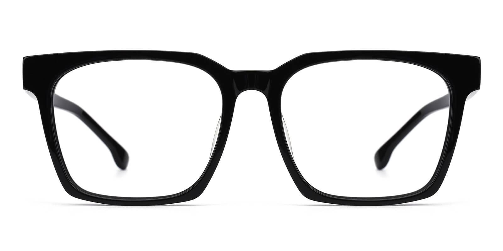 Trapezoid-Black-Square-Acetate-Eyeglasses-additional2