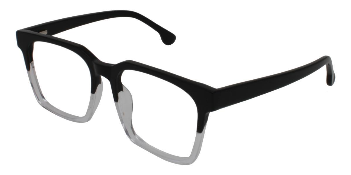 Trapezoid-Translucent-Square-Acetate-Eyeglasses-detail