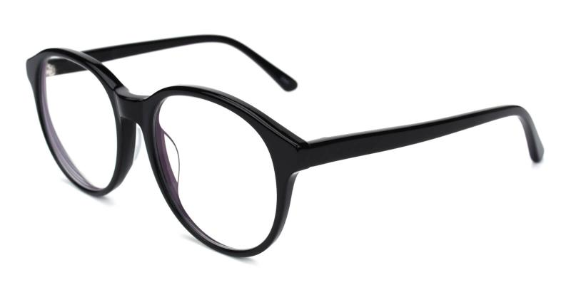 Bellona-Black-Eyeglasses
