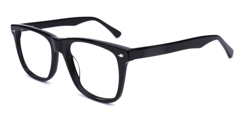 Bridinry-Black-Eyeglasses
