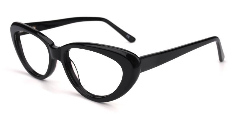 Retro-Black-Eyeglasses