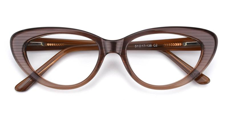 Retro-Cream-Eyeglasses