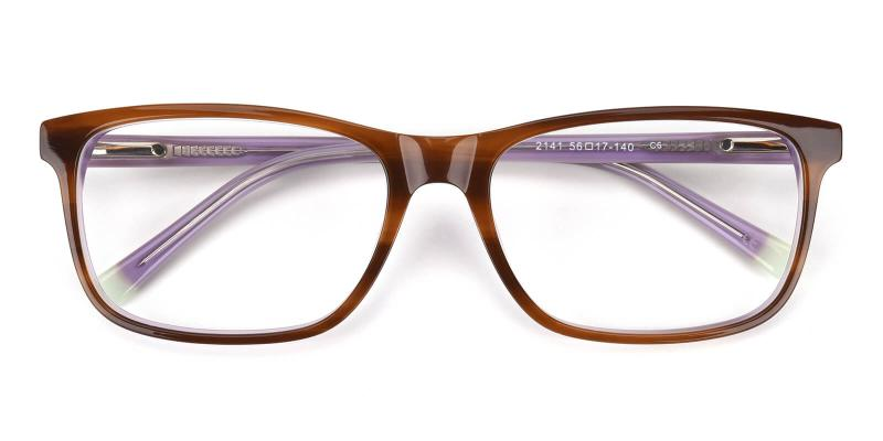 Chief-Brown-Eyeglasses