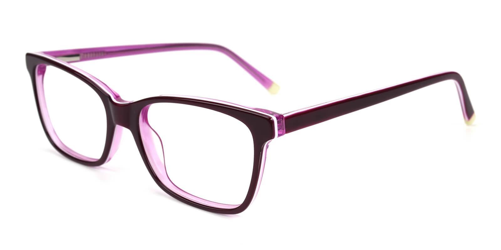 Waferay-Purple-Cat-Acetate-Eyeglasses-detail