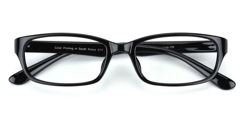Bludieen-Black-Eyeglasses