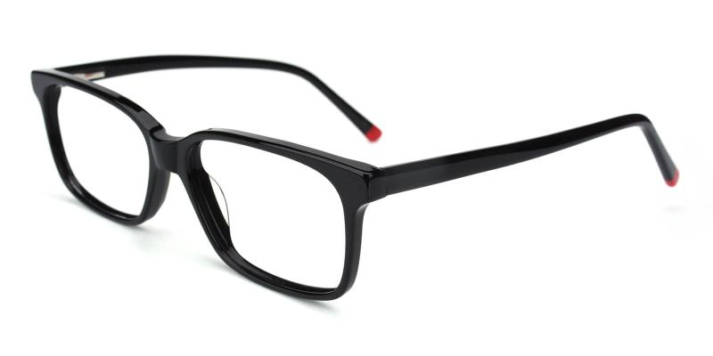 Bolayer-Black-Eyeglasses