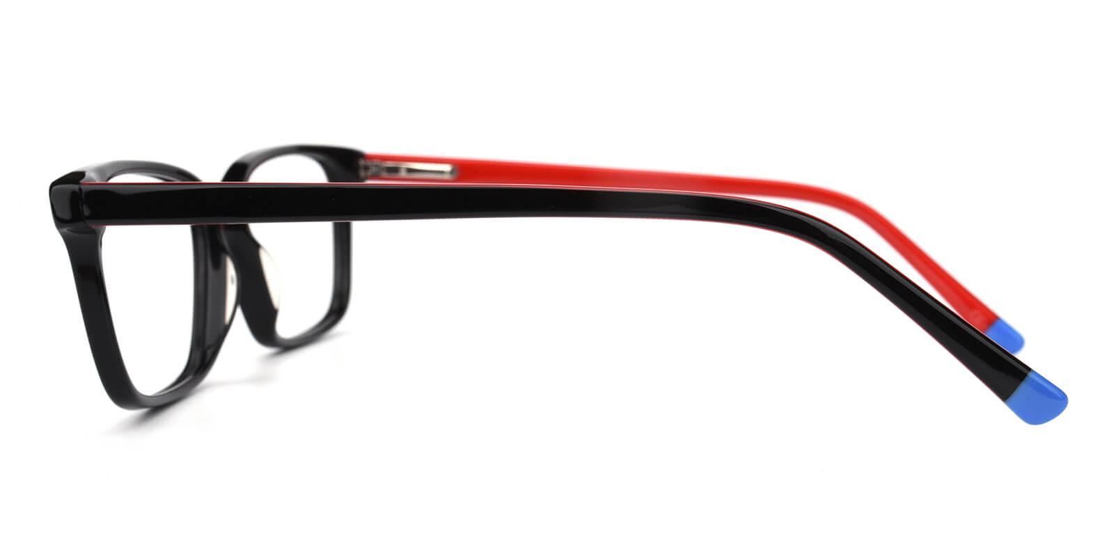 Bolayer-Red-Rectangle-Acetate-Eyeglasses-detail