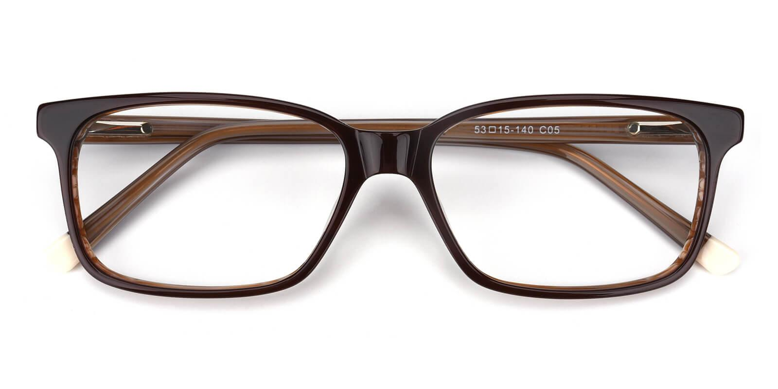 Bolayer-Striped-Rectangle-Acetate-Eyeglasses-detail