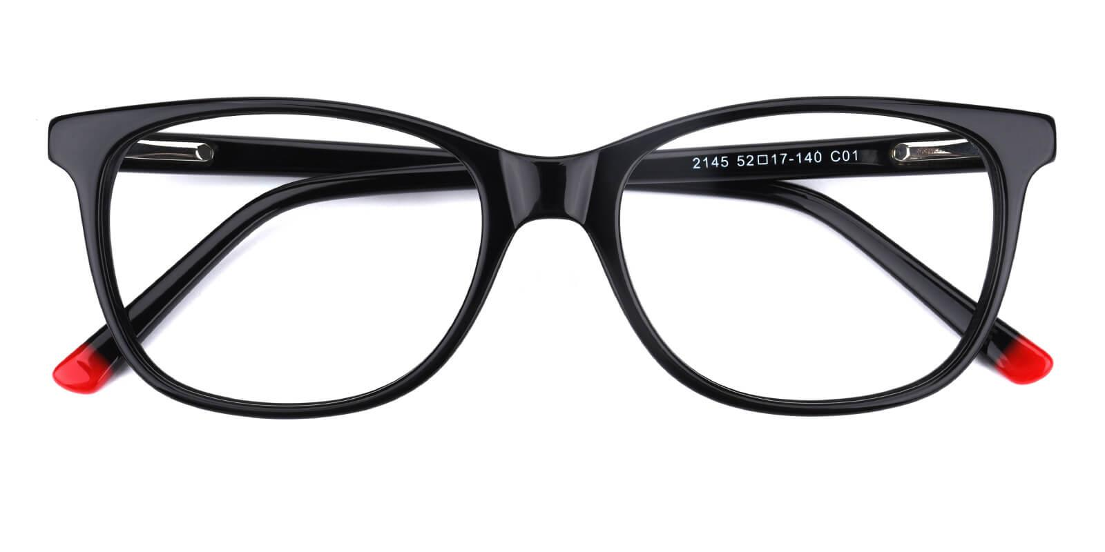 Sandwich-Black-Square-Acetate-Eyeglasses-detail