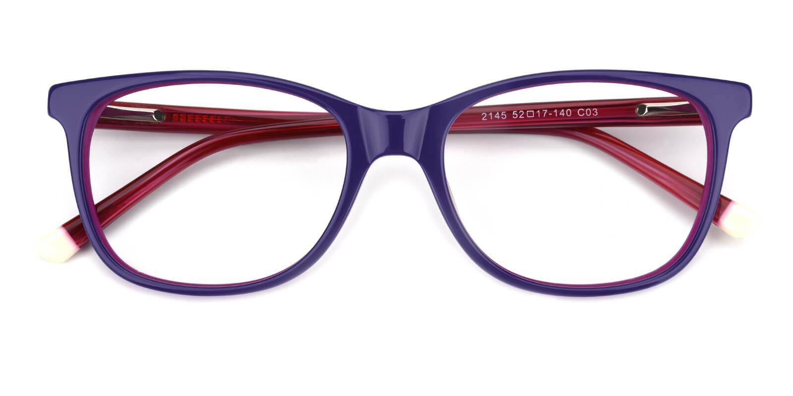 Sandwich-Blue-Square-Acetate-Eyeglasses-detail