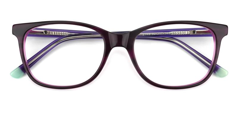 Sandwich-Purple-Eyeglasses