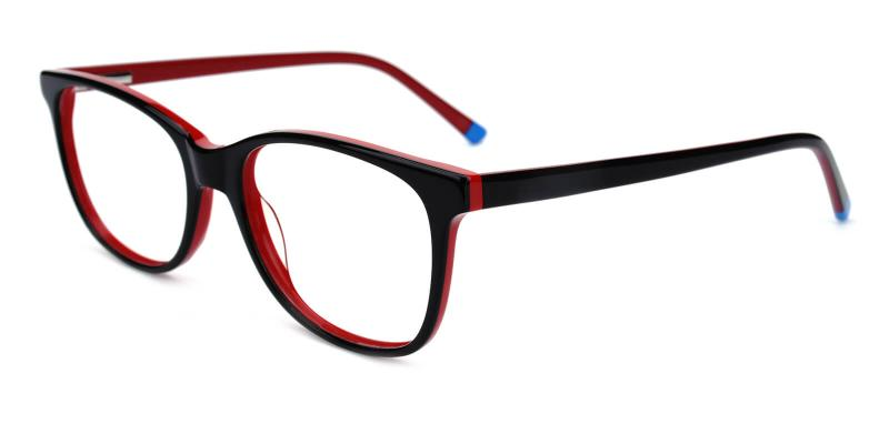 Sandwich-Red-Eyeglasses