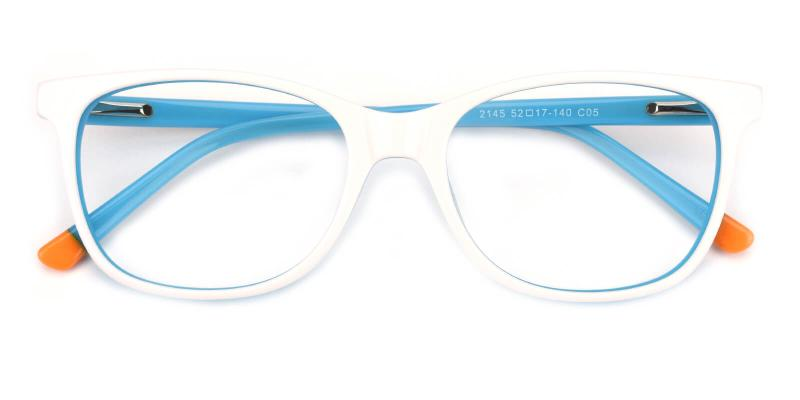 Sandwich-White-Eyeglasses
