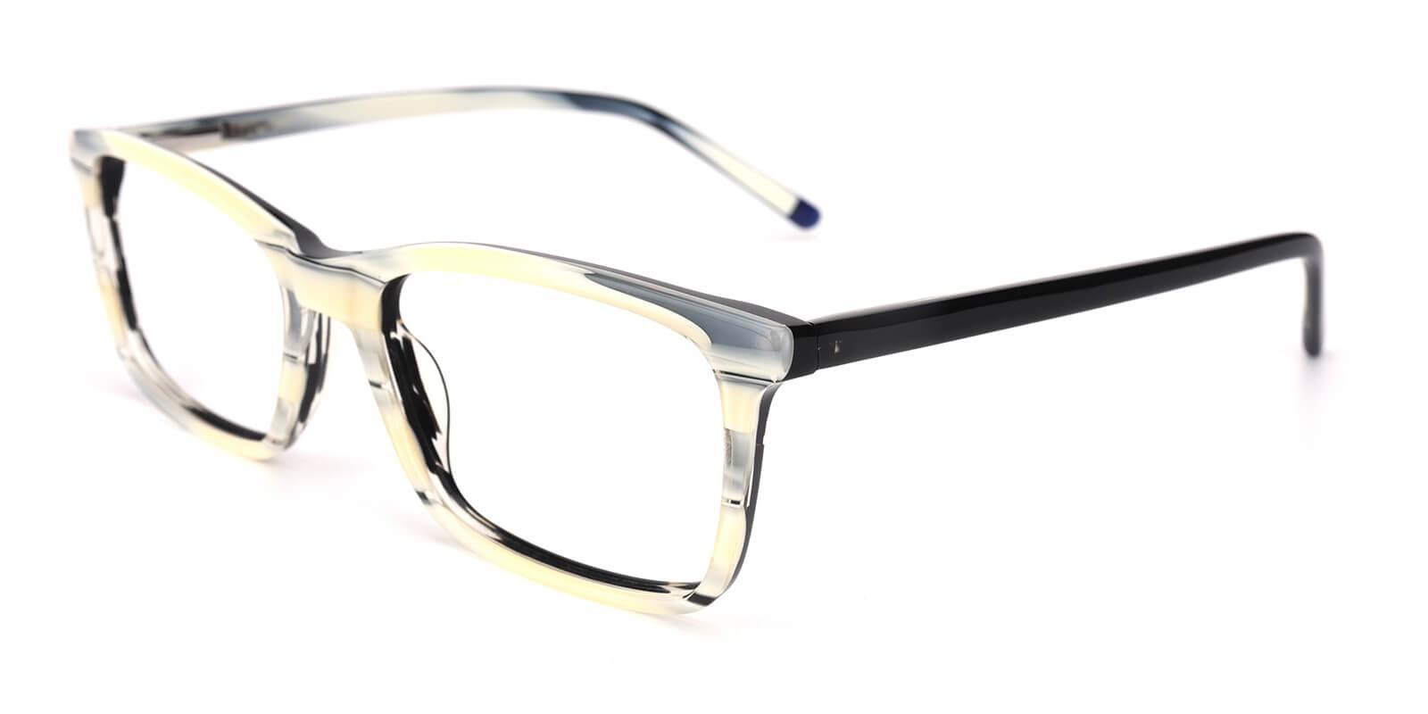 Crane-Pattern-Rectangle-Acetate-Eyeglasses-additional1