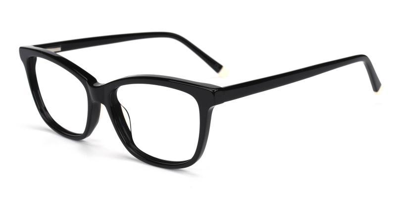 Ezra-Black-Eyeglasses