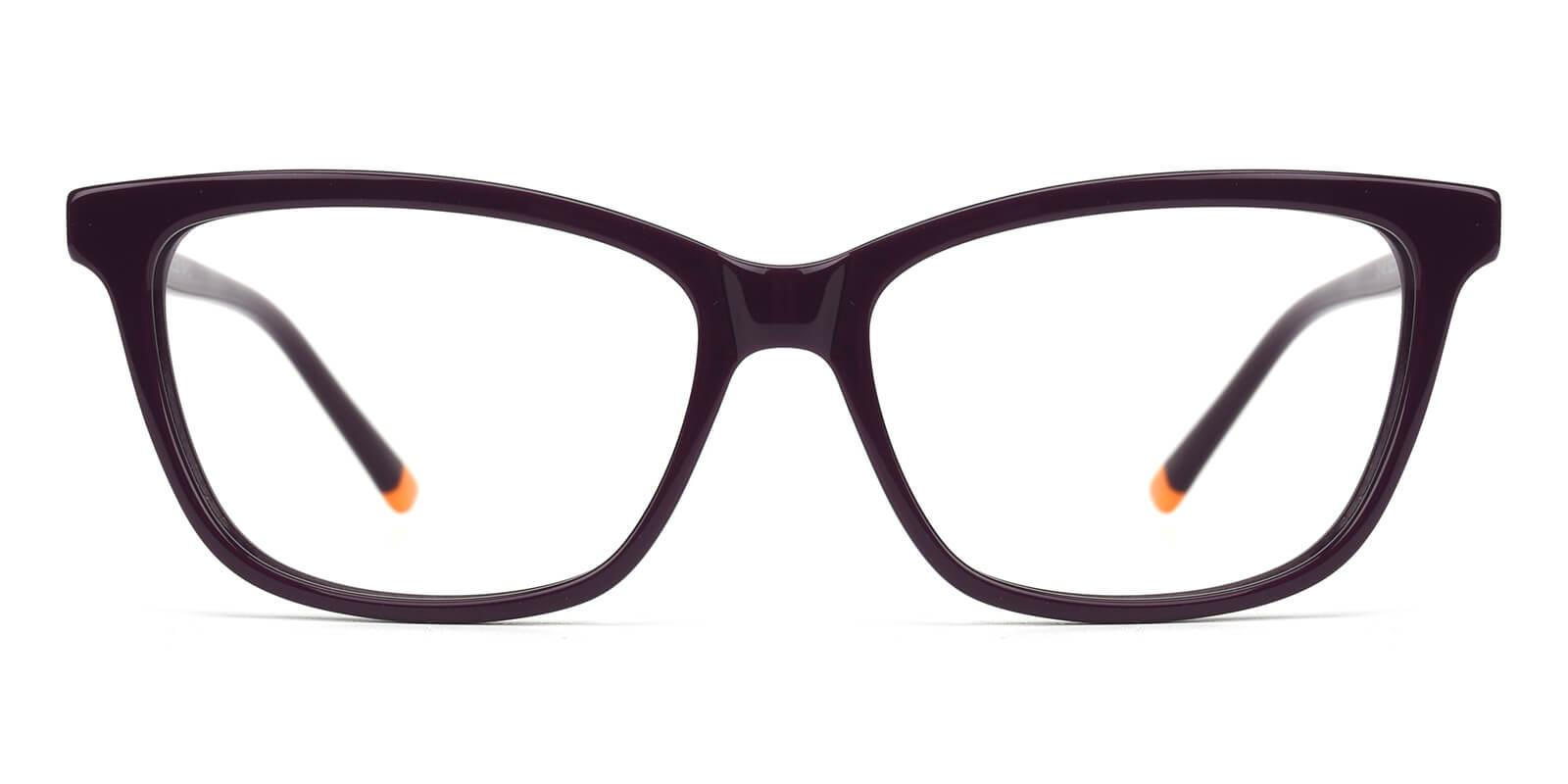 Clowdia-Purple-Square / Cat-Acetate-Eyeglasses-additional2